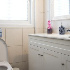 Simply Apartments - Frishman Street Израиль, Тель-Авив - отзывы, цены и фото номеров - забронировать отель Simply Apartments - Frishman Street онлайн ванная фото 2
