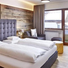 Отель Mountain Boutiquehotel Der Grüne Baum комната для гостей фото 5
