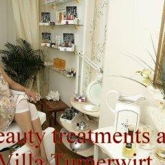 Отель Villa Turnerwirt Австрия, Зальцбург - отзывы, цены и фото номеров - забронировать отель Villa Turnerwirt онлайн спа фото 2