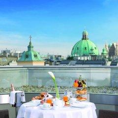 Steigenberger Hotel Herrenhof Wien питание фото 3