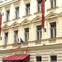 Отель Residence Mala Strana Прага балкон