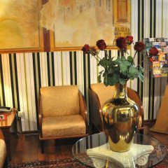 Отель Residence Mala Strana Прага гостиничный бар