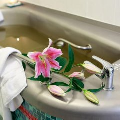 Отель Danubius Health Spa Resort Butterfly ванная фото 2