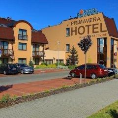 PRIMAVERA Hotel & Congress centre Пльзень городской автобус