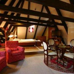 Hotel & Residence U Tri Bubnu интерьер отеля фото 3