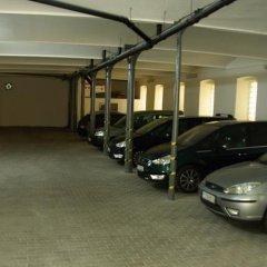 Adeba Hotel парковка