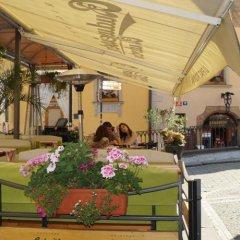 Отель U Tri Pstrosu Прага помещение для мероприятий