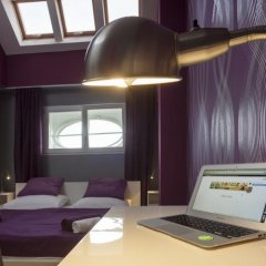 Hotel Apartments Wenceslas Square интерьер отеля
