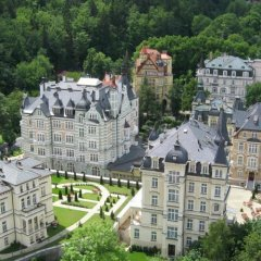 Отель Savoy Westend Карловы Вары