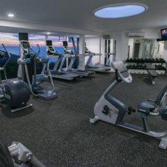 Отель Las Brisas Acapulco фитнесс-зал фото 3