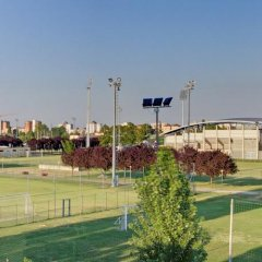 CDH Hotel Villa Ducale Парма спортивное сооружение