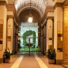 Отель Magnifico Rome Италия, Рим - 1 отзыв об отеле, цены и фото номеров - забронировать отель Magnifico Rome онлайн интерьер отеля