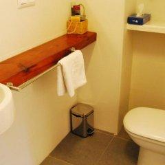 Отель Apartamentos Botánico 29 Испания, Валенсия - отзывы, цены и фото номеров - забронировать отель Apartamentos Botánico 29 онлайн ванная