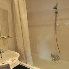 Отель European Union Flats Бельгия, Брюссель - отзывы, цены и фото номеров - забронировать отель European Union Flats онлайн ванная
