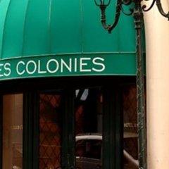 Hotel Des Colonies спортивное сооружение