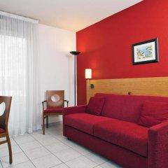 Отель Séjours & Affaires Lyon Park Lane комната для гостей