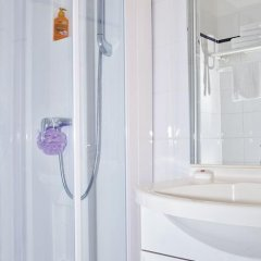 Отель Séjours & Affaires Lyon Park Lane ванная