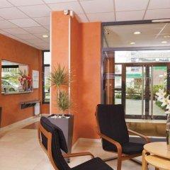 Отель Séjours & Affaires Lyon Park Lane интерьер отеля