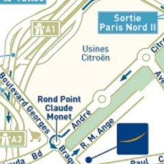 Novotel Paris Nord Expo Aulnay Hotel спортивное сооружение
