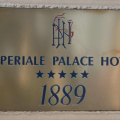 Imperiale Palace Hotel Церковь Св. Маргариты Лигурийской парковка
