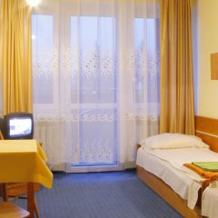 Отель Siwarna. Ośrodek Wypoczynkowy Natura Tour Sp. Z O.o. Косцелиско комната для гостей фото 3