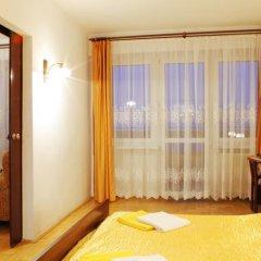 Отель Siwarna. Ośrodek Wypoczynkowy Natura Tour Sp. Z O.o. Косцелиско комната для гостей фото 4