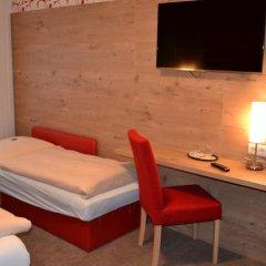 Отель Minerva Garni Германия, Дюссельдорф - 1 отзыв об отеле, цены и фото номеров - забронировать отель Minerva Garni онлайн удобства в номере фото 2
