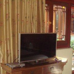Отель Jihouse Hotel Китай, Пекин - отзывы, цены и фото номеров - забронировать отель Jihouse Hotel онлайн удобства в номере фото 2