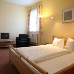 Отель Airporthotel Regent комната для гостей