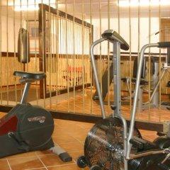 Отель Airporthotel Regent фитнесс-зал фото 2