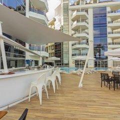 Poseidon Hotel - Adults Only пляж