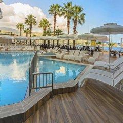 Poseidon Hotel - Adults Only бассейн фото 4