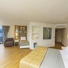 Poseidon Hotel - Adults Only комната для гостей фото 2
