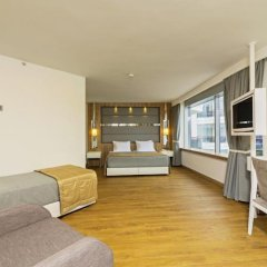 Poseidon Hotel - Adults Only комната для гостей