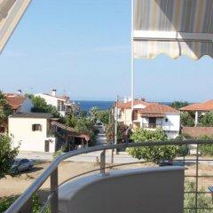 Отель Mavridis Rooms балкон