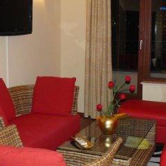 Апартаменты Luxury Apartment Zlatna Kotva Золотые пески интерьер отеля
