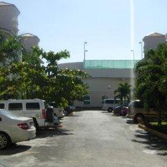 Отель Departamento en Diamante Lakes парковка