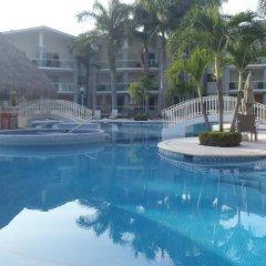 Отель Departamento en Diamante Lakes бассейн фото 2