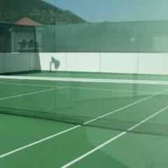 Отель Departamento en Diamante Lakes спортивное сооружение