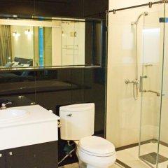 Отель Trendy Chidlom Бангкок ванная