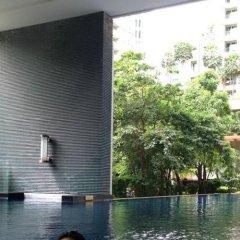 Отель Trendy Chidlom Бангкок бассейн