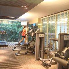Отель Trendy Chidlom Бангкок фитнесс-зал фото 2