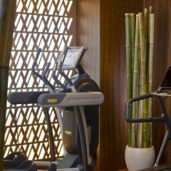 Отель Mandarin Oriental, Munich Германия, Мюнхен - 7 отзывов об отеле, цены и фото номеров - забронировать отель Mandarin Oriental, Munich онлайн фитнесс-зал фото 4