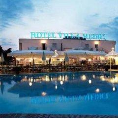 Hotel Villa Medici Рокка-Сан-Джованни бассейн фото 3