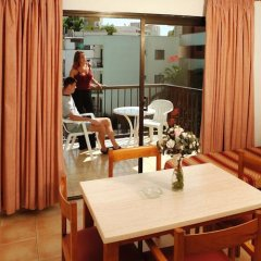 Апартаменты Intertur Apartments Waikiki питание