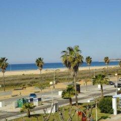 Hotel Oasis пляж фото 2