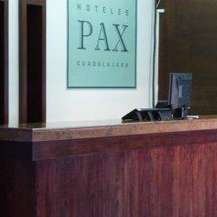 Hotel Pax Guadalajara интерьер отеля фото 3