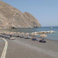 Отель Villa Valvis Греция, Остров Санторини - отзывы, цены и фото номеров - забронировать отель Villa Valvis онлайн пляж