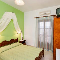 Отель Pension Petros Греция, Остров Санторини - отзывы, цены и фото номеров - забронировать отель Pension Petros онлайн комната для гостей фото 5