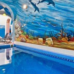 Отель Pension Petros Греция, Остров Санторини - отзывы, цены и фото номеров - забронировать отель Pension Petros онлайн бассейн фото 2